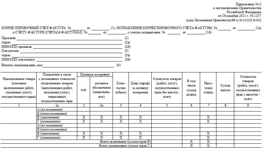 счет за оказанные услуги образец - фото 7