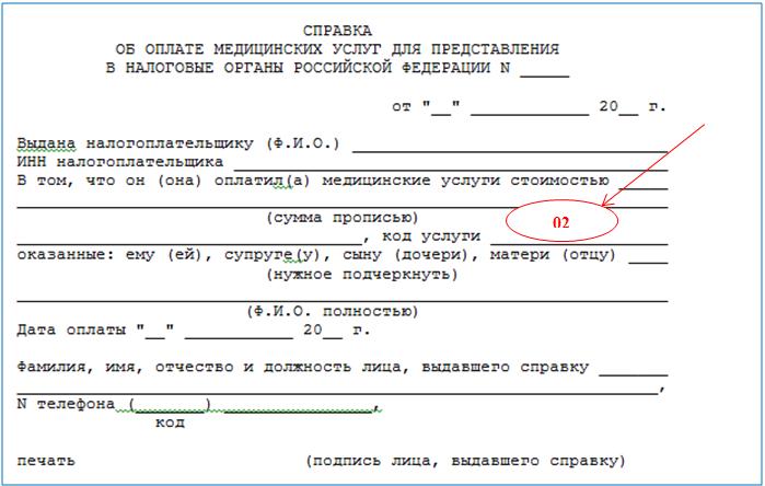 Ндфл лечение регистрируются товарные чеки в налоговой инспекции