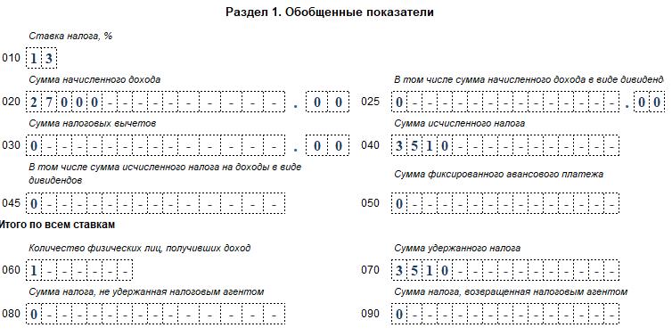 Как правильно отразить договор подряда в 6-НДФЛ{q}